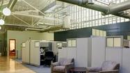Offices in a converted El Segundo manufacturing building formerly occupied by aerospace giant Northrop Grumman Corp. will be rented by data service provider Teradata.