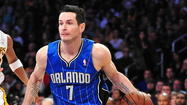 SACRAMENTO, Calif. — J.J. Redick felt compelled to say something after the Orlando Magic lost the other night to the Utah Jazz.