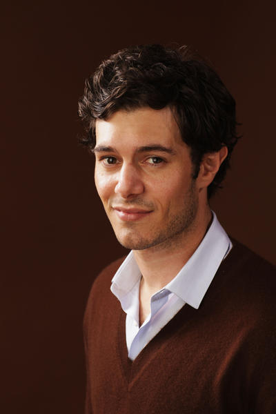 "Only in magical TV land is this guy considered ""nerdy"" and ""unnattractive."" Adam Brody is 32 today."
