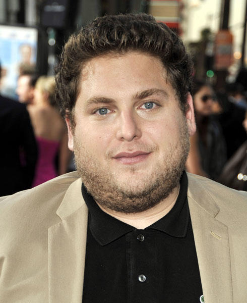 """Superbad"" actor/funnyman Jonah Hill turns 27 today."