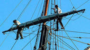 <b>Photos</b> 122-foot tall ship arrives in Fort Lauderdale