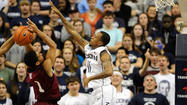Pictures: UConn Men Vs. Harvard