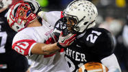 Pictures: Xavier Vs. NFA Class LL Football Final