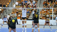 Photos: WSU Volleyball in the Sweet 16