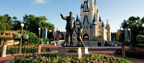 Cinderella Castle is the gateway to Fantasyland at Walt Disney World Magic Kingdom.
