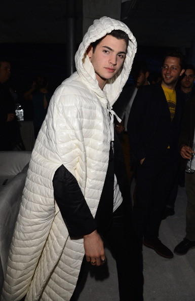 Socialite Peter Brant Jr. attends a private dinner celebrating Remo Ruffini and Moncler's 60th Anniversary during Art Basel Miami Beach on December 7, 2012 in Miami Beach, Florida.