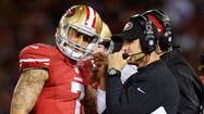 You can think what you want about San Francisco coach Jim Harbaugh's quarterback decisions, weigh in however you feel about his starting a young Colin Kaepernick over the experienced Alex Smith against the Dolphins.
