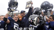 – Ansonia captured its 18<sup>th</sup> state championship with a 59-26 Class S victory over North Branford Saturday at Rentschler Field.