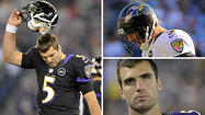 Which Joe Flacco will show up for Ravens against Redskins?