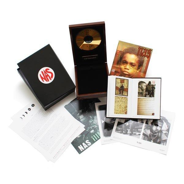 """Illmatic,"" seen as one of the greatest rap albums of all time, is set to get the reissue treatment. A deluxe version of the landmark 1994 album will be released as a collector's box-set bundle through Get On Down on Dec. 10."