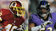 Mike Preston's matchups: Ravens vs. Redskins
