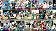 2012 Chicago Tribune All-State football cards