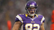 The Vikings and quarterback Christian Ponder can use play action Sunday to target the middle of the Bears defense without Brian Urlacher on the field. Think of vertical concepts in the red zone that put stress on Nick Roach as he moves inside to middle linebacker.