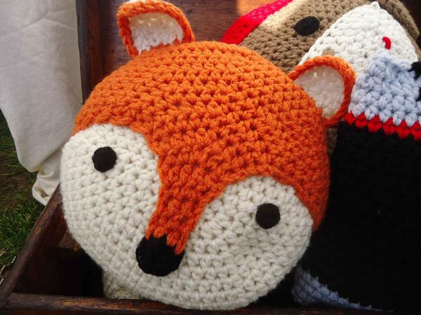 "Cody, the crocheted fox, is the top seller for <a href=""http://www.peanutbutterdynamite.com/"">Peanut Butter Dynamite</a>, whose co-founder, Miran Elseewi, added that only one of the firm's other characters -- Ellie the penguin -- poses any threat to Cody's reign."