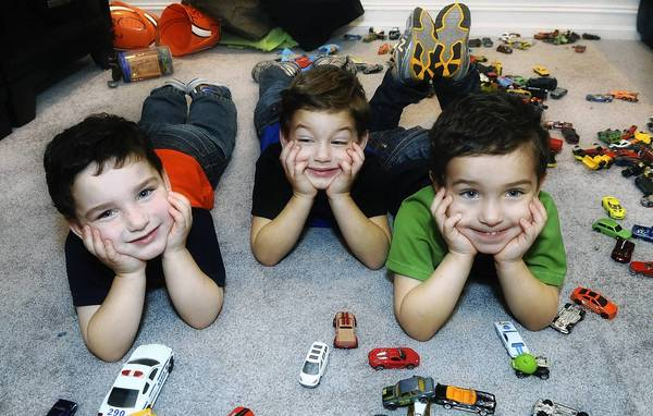Four-year-old triplets Tyler, Ross and Shane Bookman were taken to InterFACE's Boca Raton office in November 2010 by their parents after the family was approached at the Town Center at Boca Raton by an InterFACE representative. The Bookmans, of Boynton Beach, allege they were subjected to high-pressure sales tactics and rushed into signing a $2,175 contract.