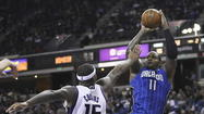 PHOENIX — The Orlando Magic don't have the firepower to spot opponents points.