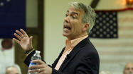 Republican Rep. Joe Walsh may have lost reelection last month, but at his final town hall meeting Saturday he showed he had lost none of the passion that made him a tea party favorite in Congress.