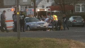 Montgomery County Sheriffs investigate two car collision