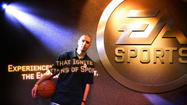 Scott O'Gallagher never saw an NBA lottery, but this former professional basketball player earned something equally great. He's got a golden ticket that he cashes in everyday when he walks into the Willy Wonka Factory of the gaming industry that is EA Sports.
