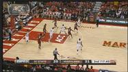 VIDEO Terps beat South Carolina State