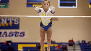 It was a day of record-setting performances on Saturday at the Hub City Invitational Gymnastics Meet.