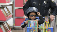 Shop with a Cop in Cockeysville [Pictures]