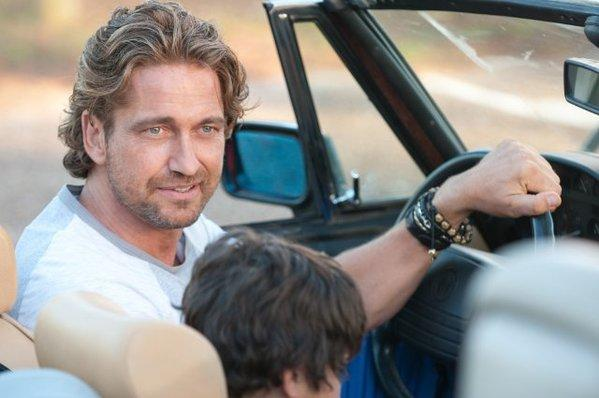 "Gerard Butler stars in ""Playing for Keeps,"" which bombed at the box office this weekend."