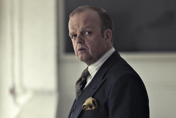 "Toby Jones won best actor at the British Independent Film Awards for ""Berberian Sound Studio."""