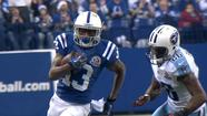 INDIANAPOLIS - A season earlier, it was the Colts who saved themselves from infamy with a victory over their divisional opponent four hours to the south.