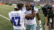 CINCINNATI -- The Dallas Cowboys lost one of their own on Saturday, but persevered at Paul Brown Stadium on Sunday to keep their playoff hopes alive in the wake of Jerry Brown's death.