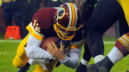 — The Washington Redskins captured their seventh win in 13 games on Sunday, but this win came with a rookie quarterback not named Robert Griffin III.