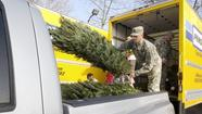 Wilkens Ave. funeral home offers free trees to National Guard members