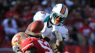 <b>Photos:</b> 49ers 27, Dolphins 13