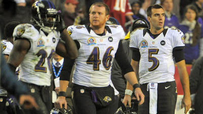 Ravens can win division by beating Broncos