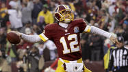 In April, three rounds after they made Robert Griffin III the second pick in the draft, the Washington Redskins selected Michigan State quarterback Kirk Cousins.