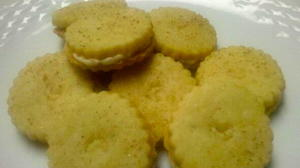 RECIPE: Brandy Cream Sugar Cookies