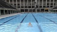 BERLIN — This city is a lap-swimming dream. With almost three dozen pools — some you might call pool palaces — spread throughout Berlin, a swimmer never needs to go far, winter or summer. I chose to swim my laps at pools within easy biking distance from my host's Prenzlauer Berg apartment, plus the 1936 Olympic stadium pool in a different part of the city.