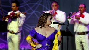 Latin music star Jenni Rivera believed dead in plane crash