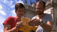 "Previously on ""The Amazing Race,"" there were 11 teams. Some of them were really awesome, and some were not. Phil Keoghan eliminated a lot of them, and now the lucky remaining few are in Spain. It all ends tonight, you know, so I hope you have some comfort food around."