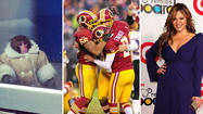 Redskins, Jenni Rivera and an unfaithful Coco lead off a dreary Monday on the web