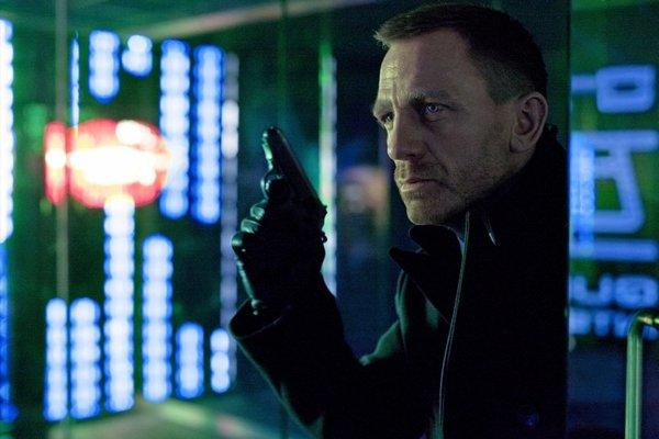 """Skyfall"" returned to the top spot in this weekend's box-office standings."