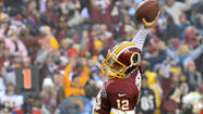 Kirk Cousins saved the Washington Redskins' season Sunday by emulating the man he's been watching light up the field all season.