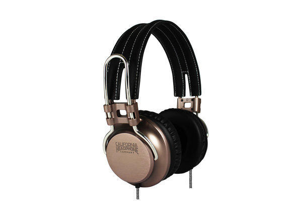 California Headphone Co., based in Danville, Calif., designed two headphones that were inspired by its home state as well as headphones used in aviation during the World War II era by returning to metal and leather construction. Full review »