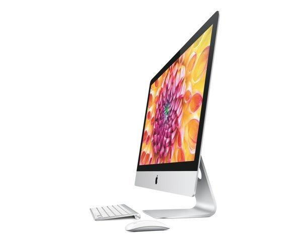 Top 10 tech products of 2012 [Pictures]: The new 21.5-inch iMac has a $1,299 base price, features a 1,920 by 1,080 pixel resolution display, and at its edges, the computer is just 0.2 inches thick.