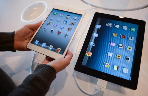 The iPad mini costs more than its small-size tablet rivals at $329, but it also delivers a superior experience