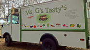 The Mobile Vegan Food Truck Ms. G's Tasty's Serves Up Fresh Ideas to New Haven