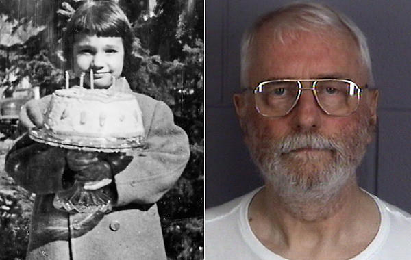 Jack McCullough, 73, of Seattle, was sentenced to natural life in prison this morning for the murder of 7-year old Maria Ridulph in 1957.
