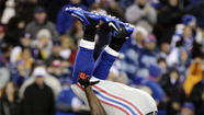 David Wilson was a bit disappointing Sunday afternoon with the New York Giants.