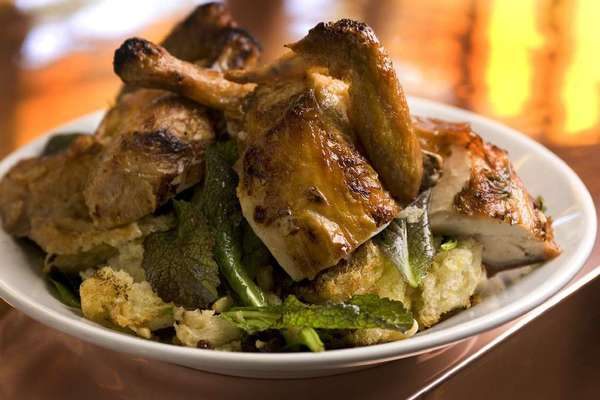 Judy Rodgers famous Zuni Cafe roast chicken