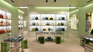 Prada opens in Miami.